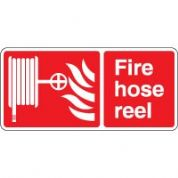 Fire safety sign - Fire Hose Reel 068